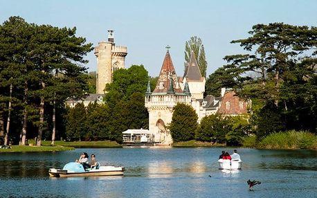 Zájezd na rakouský zámek Franzesburg s podzemním jezerem pro 1 osobu