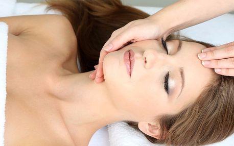Kosmetické ošetření s úpravou obočí