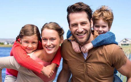Aktivní léto na Lipně pro celou rodinu