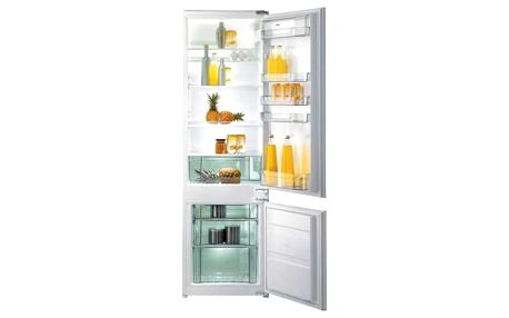 Kombinace chladničky s mrazničkou Mora VC 182 bílá + Doprava zdarma