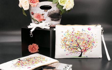 Fashion Icon Psaníčko Etno strom pouzdro na tablet