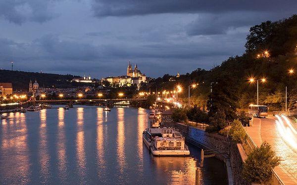 Kurz večerního a nočního fotografování