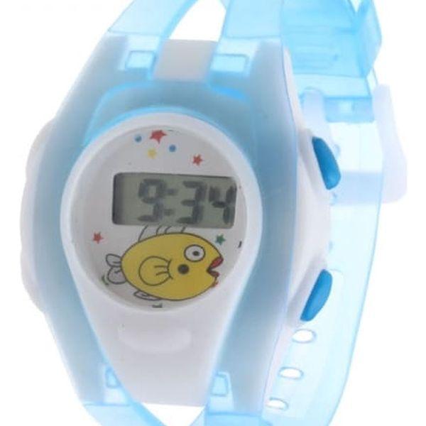 Dětské digitální hodinky - 5 barev