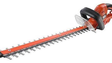 Nůžky na živý plot Black-Decker GT6060 + Doprava zdarma