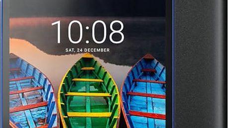 "Lenovo Tab3 8 8"" - 16GB, LTE, černá - ZA180048CZ + Zdarma GSM T-Mobile SIM s kreditem 200Kč Twist (v ceně 200,-)"