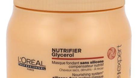 L´Oréal Professionnel Série Expert Nutrifier 500 ml maska na vlasy pro ženy