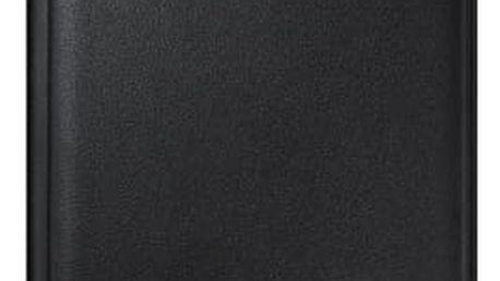 Pouzdro na mobil flipové Samsung pro Galaxy J5 (EF-WJ500B) (EF-WJ500BBEGWW) černé