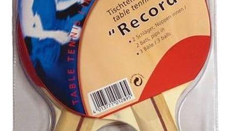 Set na stolní tenis Sponeta Record oranžový