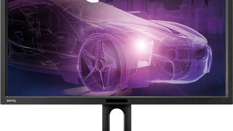 """BenQ BL2711U - LED monitor 27"""" - 9H.LD2LB.QBE + Kabel HDMI/HDMI, 1m M/M stíněný (v ceně 219,-)"""