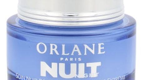 Orlane Extreme Line-Reducing Extreme Anti-Wrinkle Regenerating Night Care 50 ml noční pleťový krém proti vráskám pro ženy