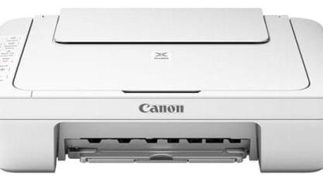 Tiskárna multifunkční Canon MG3051 (1346C026) bílá A4, 8str./min, 4str./min, 4800 x 600, duplex, WF, USB