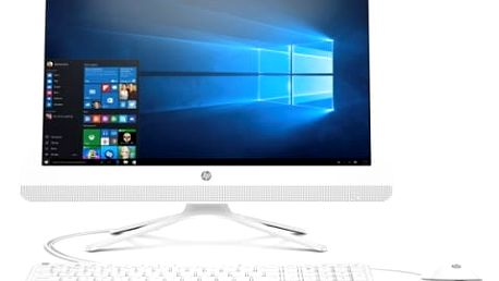Počítač All In One HP 22-b031nc AiO 22' (Y0Y63EA#BCM) bílý