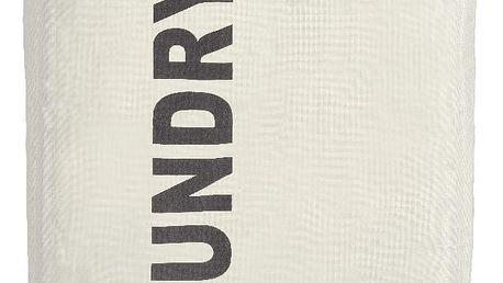 Béžový koš na prádlo Wenko Quadro