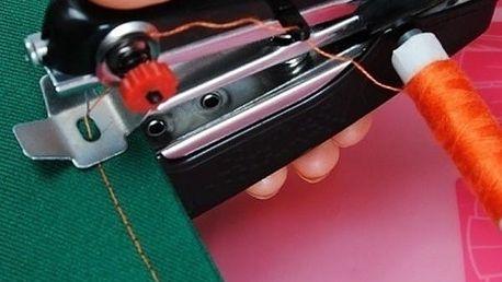 Ruční šicí stroj na malé opravy