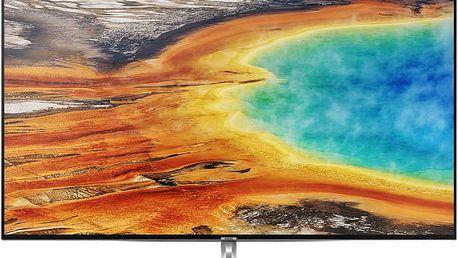Samsung UE55MU8002 - 138cm - UE55MU8002TXXH + Soundbar Samsung HW-J355 v ceně 3000 kč + Klávesnice Microsoft v ceně 1000 kč + Elektrický gril Sencor v ceně 800 Kč