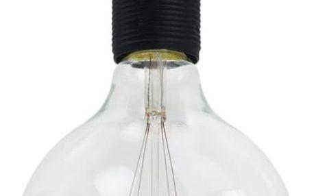 Černé stropní svítidlo Sotto Luce BI
