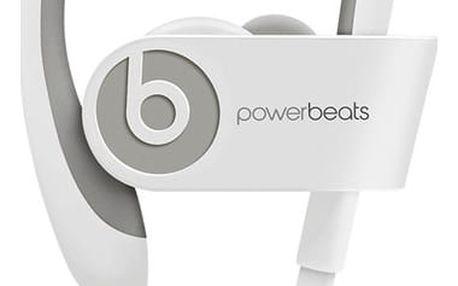 Beats Powerbeats 2, bílá - MHBG2ZM/A