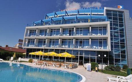 Bulharsko - Slunečné Pobřeží na 8 dní, plná penze s dopravou letecky z Prahy nebo vlastní