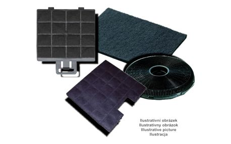 Uhlíkový filtr Whirlpool DKF 606, CHF 28