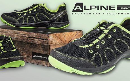 Prodyšné pánské boty Alpine Pro