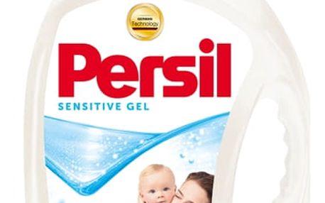 PERSIL Sensitive 2,92L (40 dávek) - prací gel