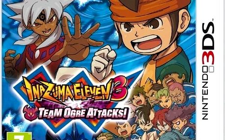 Inazuma Eleven 3: Team Ogre Attacks! (3DS) - NI3S3433