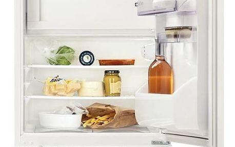 Chladnička Zanussi ZUA12420SA bílá + Doprava zdarma