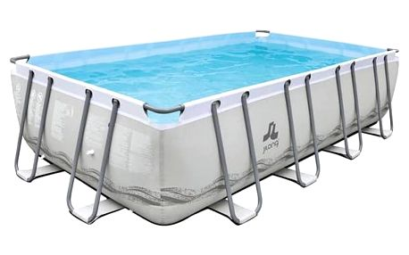 Bazén MASTER POOL Mistal grey, JL17464EU šedý/modrý + Doprava zdarma