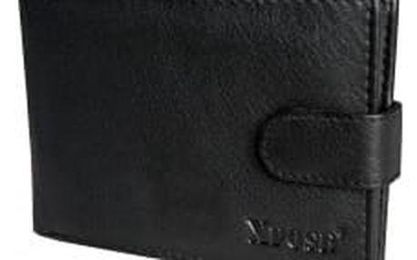 XPOSE ® Pánská peněženka XPOSE XN-06 - černá