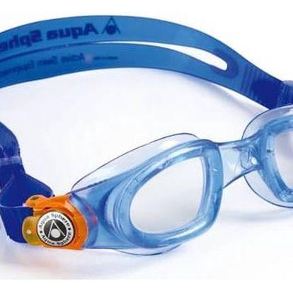 Brýle plavecké dětské Aqua Sphere Moby Kid modré