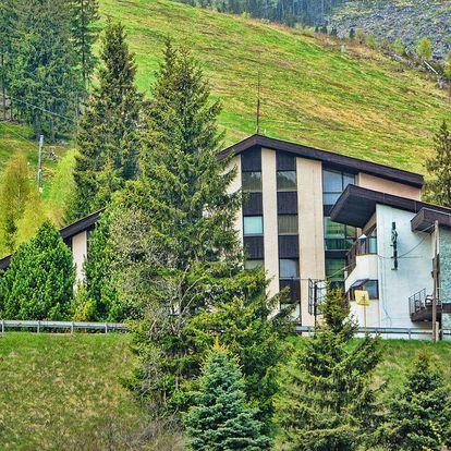 Hotel Barbora*** s polopenzí a balíčkem slev po Liptovské přírodě