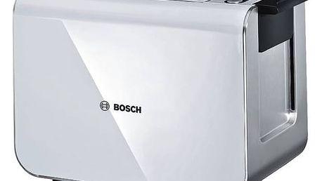 Opékač topinek Bosch Styline TAT8611 bílý + Doprava zdarma