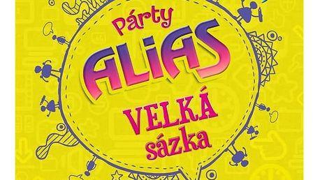 Hra Albi Párty Alias - Velká sázka