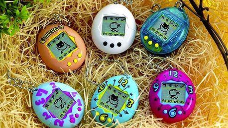 Tamagotchi – elektronické zvířátko ve 3 barevných variantách