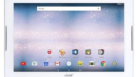 Dotykový tablet Acer Iconia One 10 (B3-A30-K72N) (NT.LCFEE.009) bílý