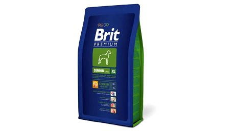 Granule Brit Premium Dog Senior XL 15 kg