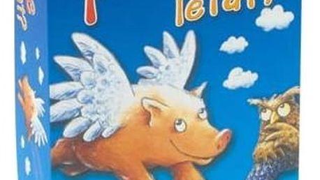 Hra Albi Umí prase létat?