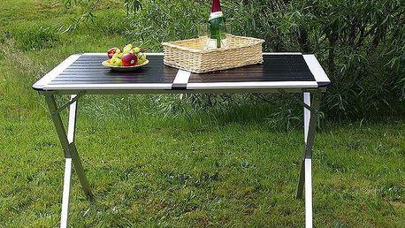 Garthen 548 Hliníkový skládací stůl 70 cm