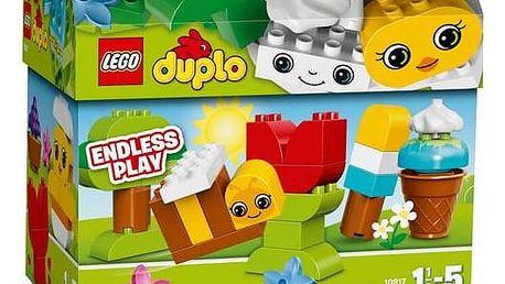 Stavebnice LEGO® DUPLO 10817 Tvořivá truhla