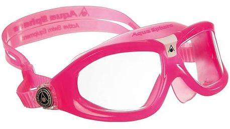 Brýle plavecké dětské Aqua Sphere Seal Kid 2 růžové