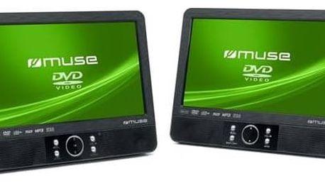 DVD přehrávač MUSE M-990CVB (M-990CVB) černý + Doprava zdarma