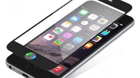 Ochranné sklo InvisibleSHIELD pro Apple iPhone 7 - černý rám (ZGIP7CGS-BKE)