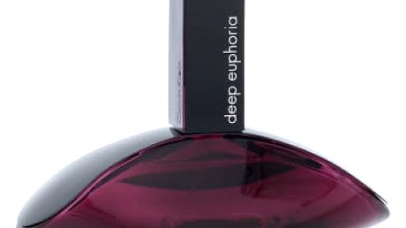 Calvin Klein Deep Euphoria 50 ml parfémovaná voda pro ženy