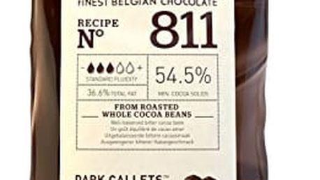 Tmavá čokoláda Callebaut 54,5 % 1 kg