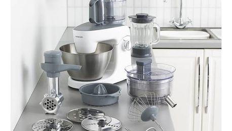 Kuchyňský robot Kenwood MultiOne KHH 326 WH šedý/bílý + Doprava zdarma