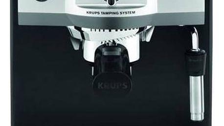Espresso Krups XP562030 černé/nerez + Doprava zdarma