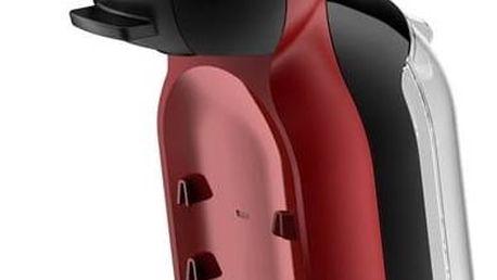 Espresso Krups NESCAFÉ® Dolce Gusto™ Mini Me KP120H31 černé/červené + Doprava zdarma
