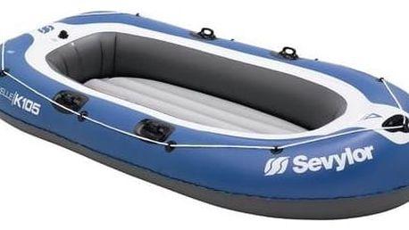 Člun nafukovací Sevylor CARAVELLE™ K 105 - 3+0 (rozměr 298x135 cm, nosnost 310 kg), hmotnost: 9,9 kg + Doprava zdarma