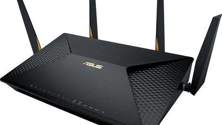 ASUS BRT-AC828 - 90IG01T0-BM3100 + Webshare VIP Silver, 1 měsíc, 10GB, voucher zdarma