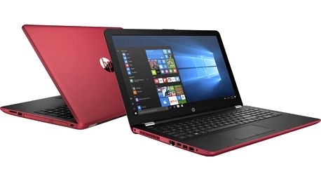 HP 15 (15-bw053nc), červená - 2CN95EA
